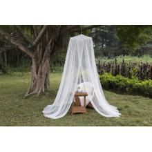 Outdoor Hanging Bamboo Chips Umbrella Mosquito Net