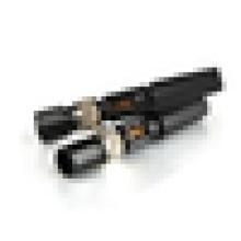 Тип FC / PC Однорежимный предварительно полированный разъем для монтажа на полевой соединитель Быстрый / быстрый разъем