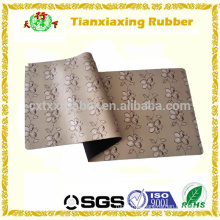 Printed Rubber Yoga Mat Manufacturer