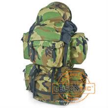 Saco militar com ISO padrão Nylon fio impermeável retardante de chamas