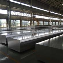 Feuille d'alliage d'aluminium extra-longue 5182 H111