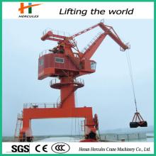 Single Jib Portal Boat Lifting Crane for Sell