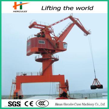 High Performance Marine Moving Container Crane Price