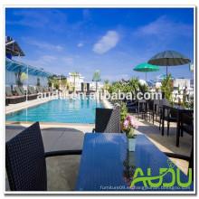 Audu Tailandia Sunny Hotel Proyecto Mimbre SunBed