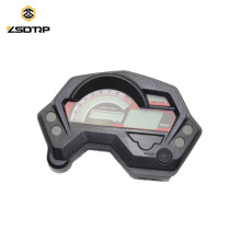 SCL-2012060013 Piezas de motocicleta de freno de alta calidad FZ16 velocímetro