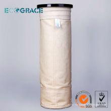 Asphaltmischanlage Hochtemperatur PPS Baghouse Filter