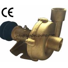 """(PC8000-1 """") Bombas de água marinha do mar cru bronze"""