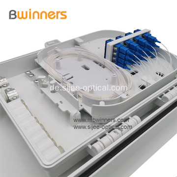 16 Port Fiber Optic Splitter Verteilerkasten für Ftth