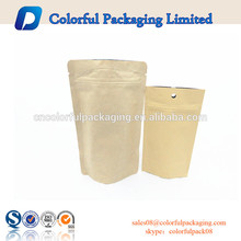 Alumínio stand up café ziplock atacado tea paperbag