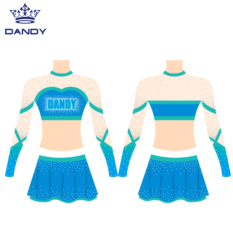 pink cheerleader uniforms
