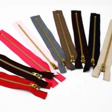 Fashion best price metal zipper slider wholesale zipper jeans men
