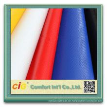 PVC-beschichtete Polyester-Gewebe-Anhänger-Markisen