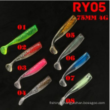 Free Sample High Quality Soft Lure Swim Bait
