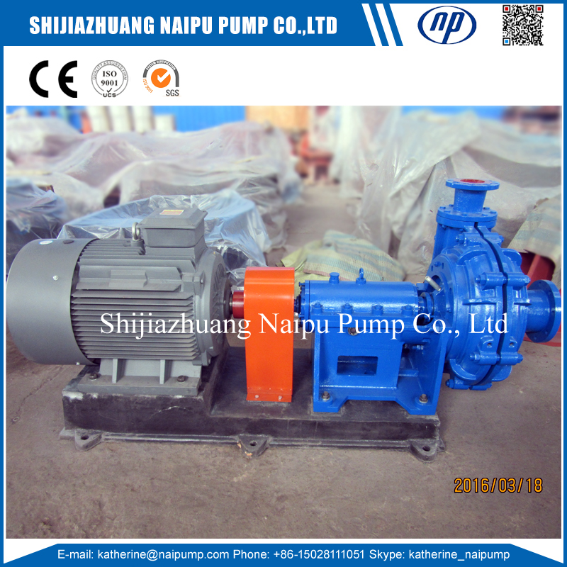 Cr26 slurry pump