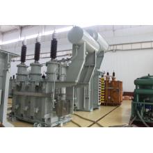 Auf Laststufenschalter ONAN 50mva Leistungstransformator c