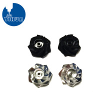 Roda Turbo Compressora de Alumínio