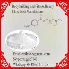 99% de pureza USP Grade Powder Di Meth Ocaine Larocaine