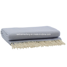 Pure Cashmere Throw Blanket (NMQ-CST002)