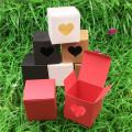 prensa personalizada en caja de embalaje de uñas embalaje de caja de acrílico esmerilado