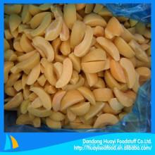 Notre fabrique de fruits congelés célèbre pour la pêche aux piments jaunes gelés