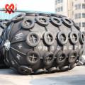 A almofada do oceano pescou o estilo do pára-choque de borracha pneumático de Yokohama usado para o navio e a doca