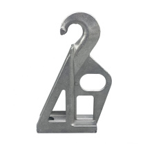 aluminum alloy clamp cable concrete bracket anchor ABC suspension clamp brackets
