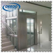 Ascenseur à la maison confortable de charge de 400kg