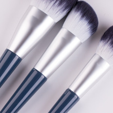 face brush sets makeup goat hair