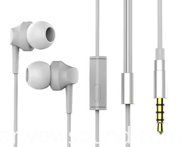 In-Ear Earphones Headphones
