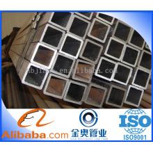 Melhor qualidade Q345 quadrado tubo de aço sem costura preço