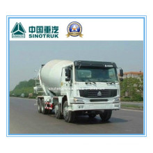 Best Selling 336HP Sinotruk HOWO 8X4 Mixer Truck with Best Price 12m3 (ZZ1317N3261)