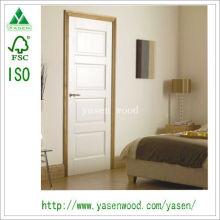 Interior Room Door/White Wood Door