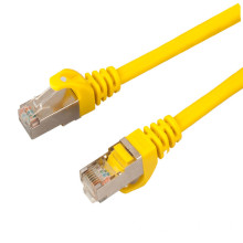 Cable de conexión Ethernet SFTP blindado CAT5E Snagless
