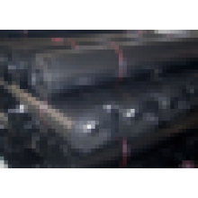 black colour HDPE geomembrane for pond liner