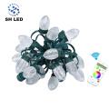 Décoration de Noël ampoule LED étanche de Noël