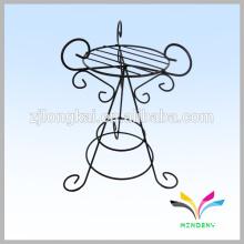 Hangzhou flower stand metal wire weedig artificial Antique Flower Stands