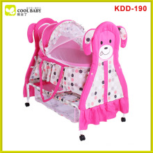 China supplier baby bed cradle swing