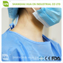 China Supplier Disposable Hospital Surgical Gown
