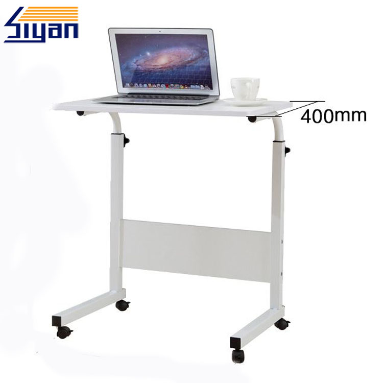 double computer desk for internet cafe