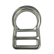 AD243 Forged Aluminum Alloy Protective Equipment Safety D-ring