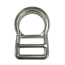 AD243 Alumínio em Forjado Equipamento de Proteção D-ring de segurança