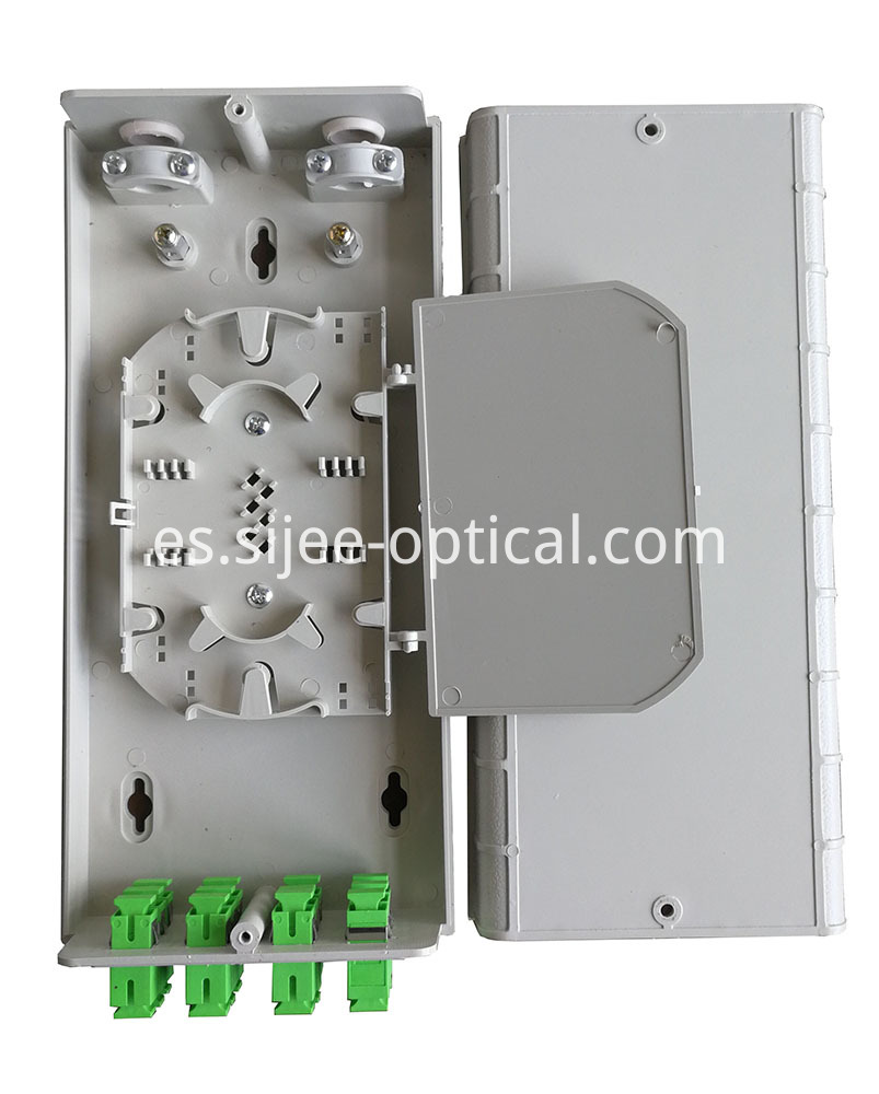 Fiber optical patch panels