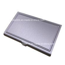 Porte-cartes-cadeau en métal personnalisé