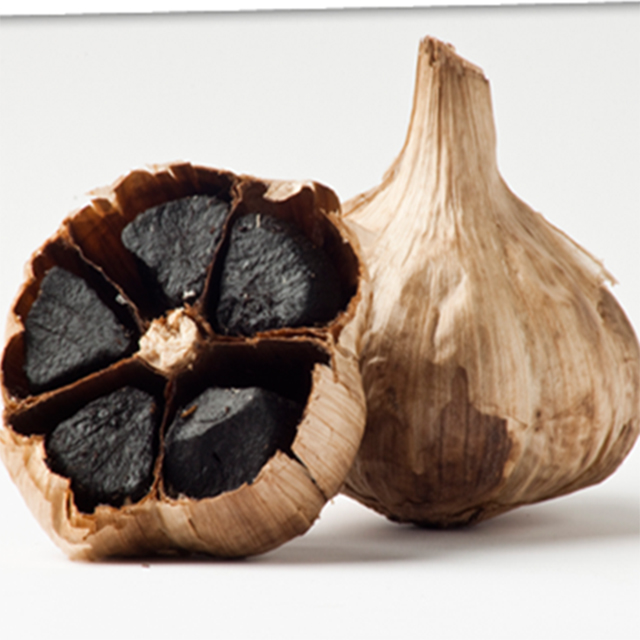 Whole Black Garlic 9