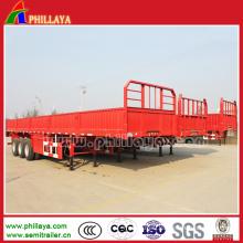 Cimc Manufacturer Supply Cargo Trailer with International Standard