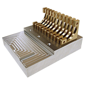 Fabricação profissional de chapa CNC personalizada