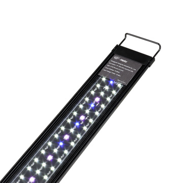 "Heto Aquarium 18 ""Super Slim LED-Licht"