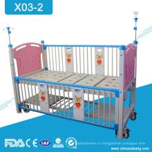 X03-2 Детей Детской Больницы Ручные Мультфильм Кровати Для Продажи