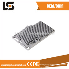 OEM professional manufacturer of Aluminium die casting heating panel with cheap price from China
