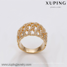 r - 7 xuping wholesale jewelry wholesale factory in guangzhou 18k gold plated fashion ring for women